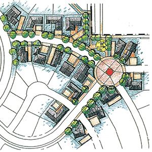 ボストンガーデン美川イメージ図