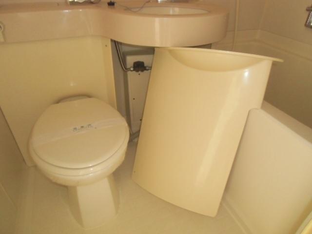 浴室排水トラップ1